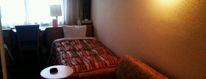 Kyoto Tower Hotel Annex is one of Posti che sono piaciuti a Paty.