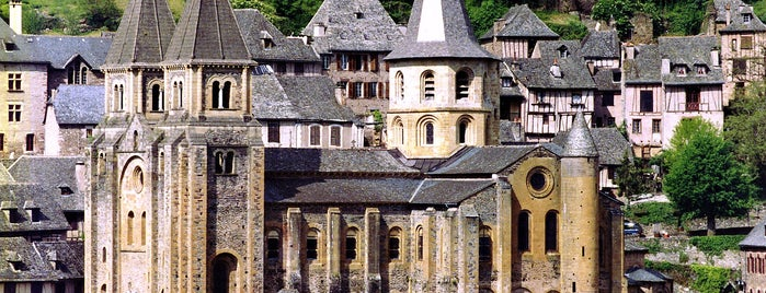 Conques is one of Cool Places to Visit.