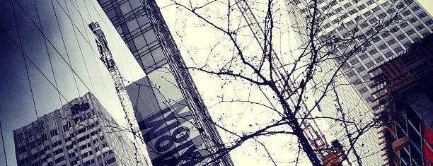 Museum of Modern Art (MoMA) is one of Manhattan Favorites.