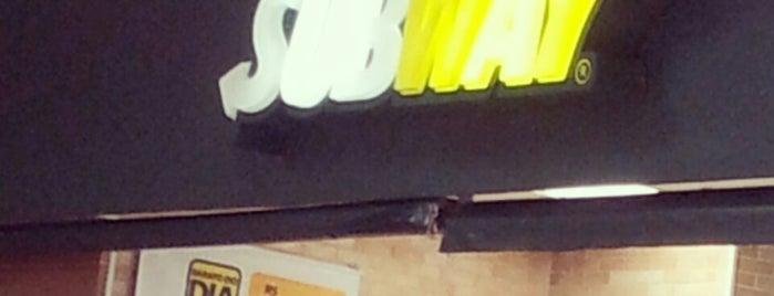 Subway is one of Posti che sono piaciuti a Thiago.