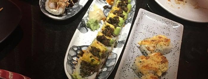 Noa Sushi & Robata is one of Barranquilla.