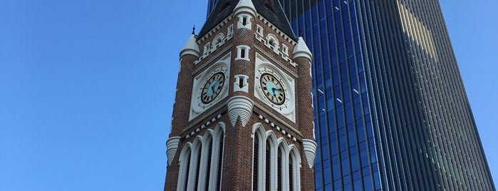 Perth Town Hall is one of Around The World: SW Pacific.