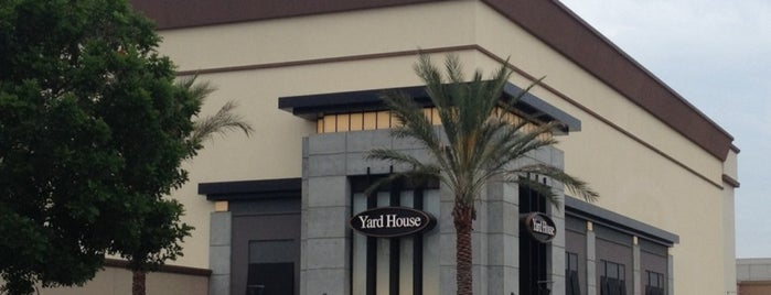 Yard House is one of Eats California.