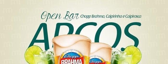 Arcos da Boemia is one of cervejarias e botecos.