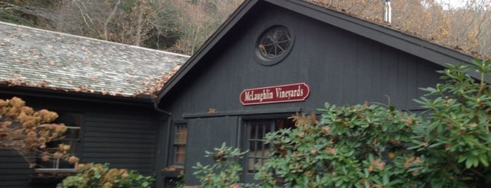 McLaughlin's Vineyards is one of Tempat yang Disimpan Mara.