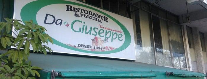 Ristorante Da Giuseppe is one of Lieux sauvegardés par Karen 🌻🐌🧡.