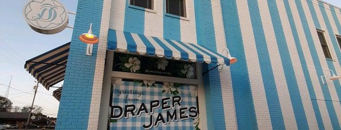 Draper James is one of Nashville.