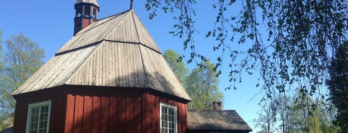 Västerbottens Museum is one of Umeå.