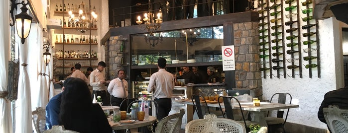 Amour Bistro is one of Delhi.