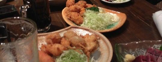 奥州魚河岸酒屋 天海のろばた is one of Masahiroさんのお気に入りスポット.