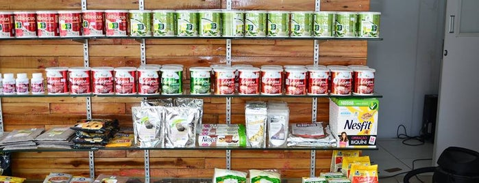 Nutrishop is one of Locais curtidos por Alexandre.