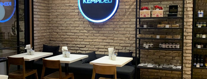 Kempi Deli is one of Must visit.