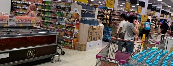 AEON Supermarket is one of Riri : понравившиеся места.