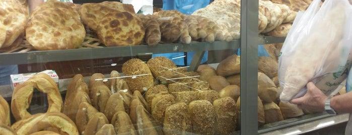 Çınar Sütlü Ekmek Fırını is one of Lugares favoritos de Gözde.