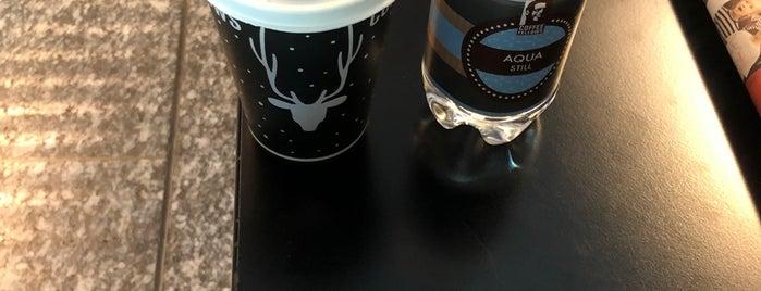 Coffee Fellows is one of Posti che sono piaciuti a Consta.