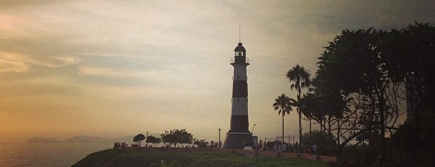 Parque del faro is one of Peru To Do.