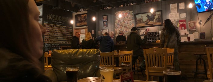 Gold Camp Brewing Co. is one of Do'in Denver.