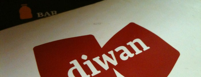Diwan Café is one of Torino.