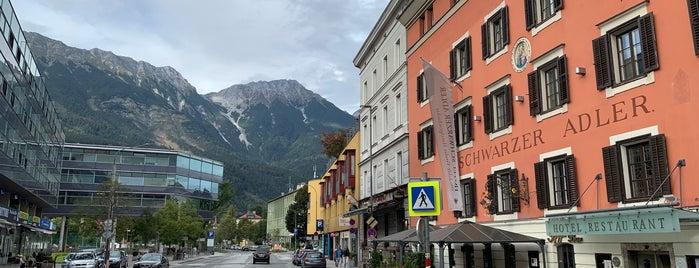 Hotel & Restaurant Schwarzer Adler is one of Orte, die Harry gefallen.