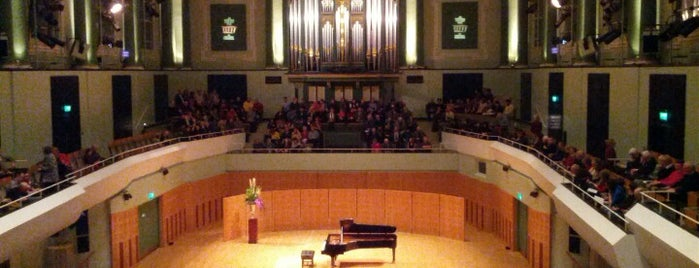 National Concert Hall is one of To-visit in Ireland.