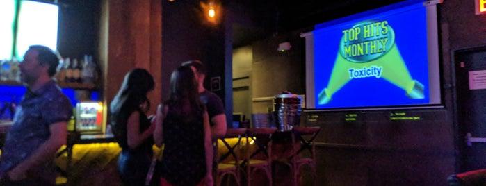 Karaoke City is one of สถานที่ที่บันทึกไว้ของ Thomas.