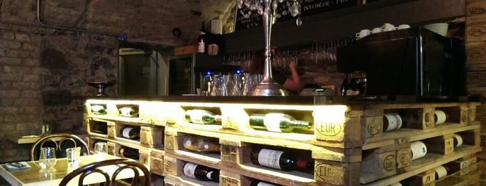 Isabels Wine Bar is one of Dublin.