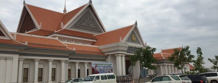 Angkor Panorama Museum is one of Unforgettable Siem Reap.