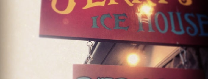 Jerry's Ice House is one of Portland Adventures.