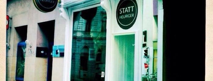 Statt Heuriger is one of Auf ein Bier?.