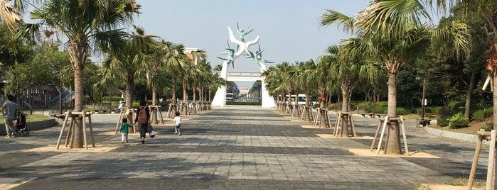 浦安市運動公園 is one of Funabashi・Ichikawa・Urayasu.