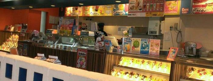 ブルーシールアイスクリーム デポアイランド店 is one of Okinawa.