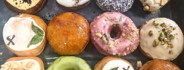 Crosstown Doughnuts & Coffee is one of London.