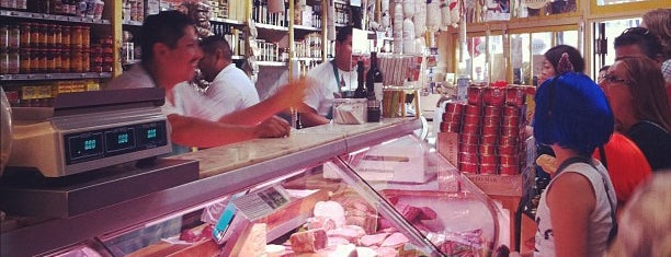 Molinari Delicatessen is one of NVFF | Food Partners.