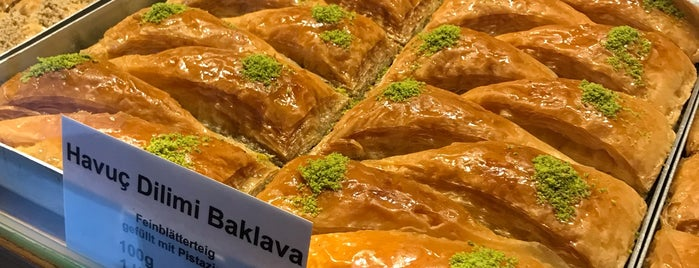 Paşam Baklava is one of Lugares guardados de Stil in Berlin.