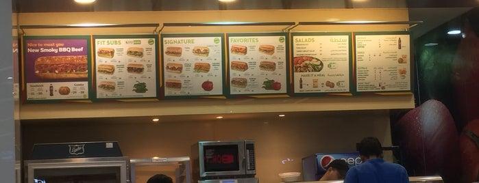 Subway is one of Dubai Food 7.
