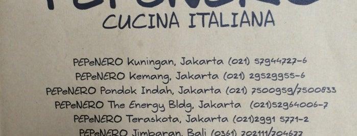 PEPeNERO is one of Djakarta, ID..