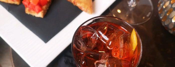 Bocum - mixology, wine bar is one of Europe favorites.