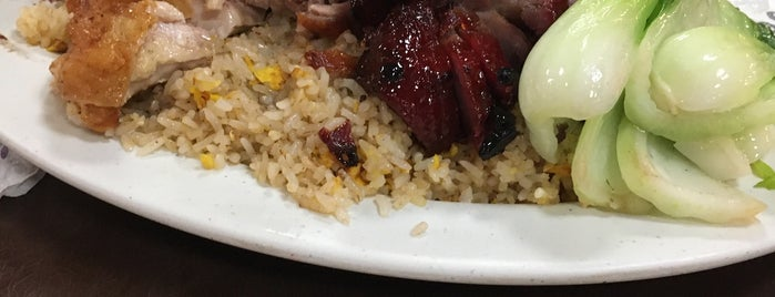 Hong Kong BBQ is one of Robert: сохраненные места.