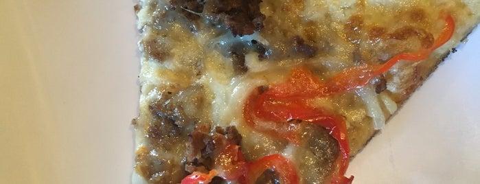 Junior's Pizza is one of Do: Atlanta ☑️.