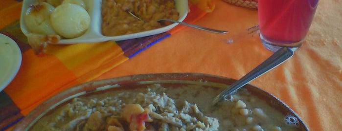 Las Originales Carnes En Su Jugo De La Torre is one of Orte, die Miguel Angel gefallen.