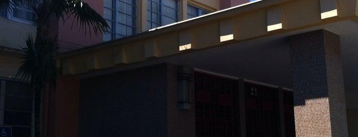 Coral Gables High School is one of Liz : понравившиеся места.