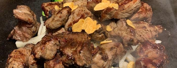 Ikinari Steak is one of Koke'nin Beğendiği Mekanlar.