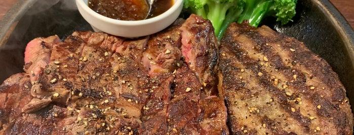 Ikinari Steak is one of Koke : понравившиеся места.