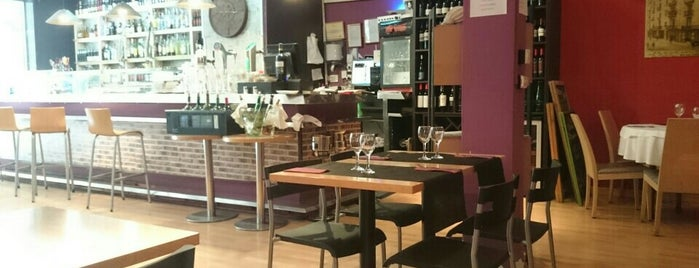 Restaurante Tapes Barcelona is one of A comer y a beber.