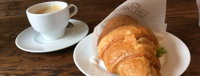 Croissant&Coffee is one of Киев.