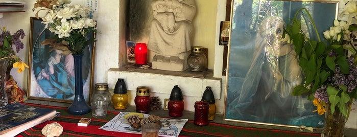 Úti Madonna Kápolna is one of Budai hegység/Pilis.