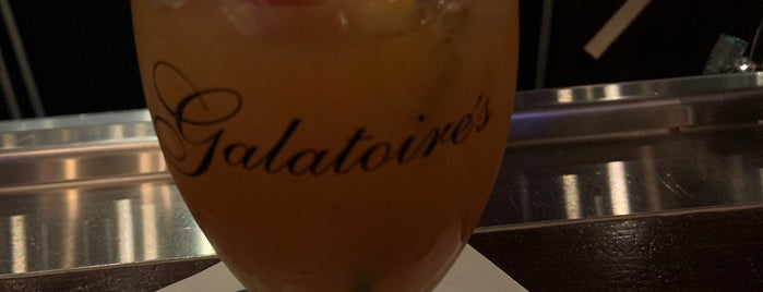 Galatoire's 33 Bar & Steak is one of NOLA.