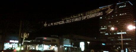 LA Kings Stanley Cup Banner is one of Hockey.
