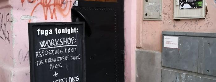Cheap alternative bars in Bratislava