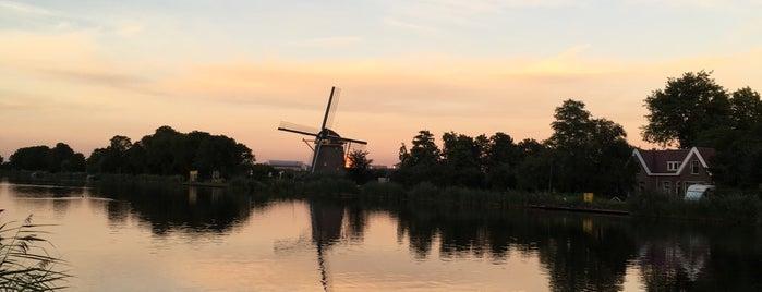 Op De Boot Richting Ouderkerk is one of tamaonl 님이 좋아한 장소.